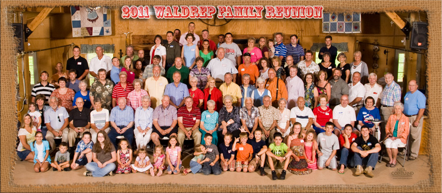 2011 Waldrep Family Reunion