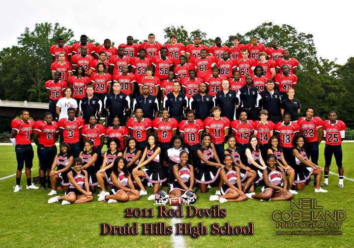 Dekalb County High School